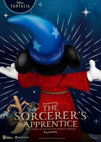Gallery Image of The Sorcerer's Apprentice Polystone Statue