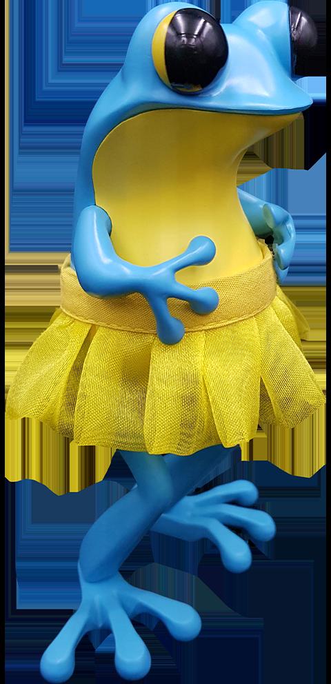 twelveDot Blue Lemonade Designer Toy