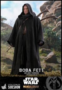 Gallery Image of Boba Fett™ (Deluxe Version) Sixth Scale Figure Set