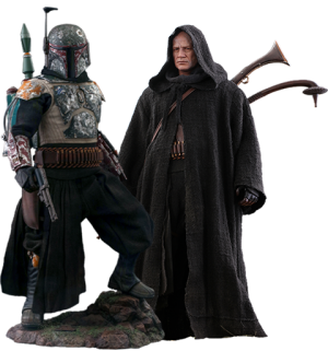Boba Fett™ (Deluxe Version) Sixth Scale Figure Set