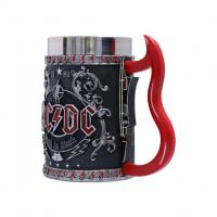 Gallery Image of ACDC Back in Black Tankard Collectible Drinkware