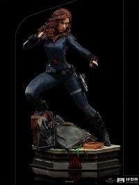 Gallery Image of Black Widow Statue