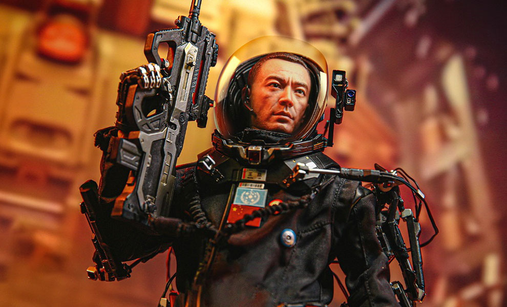 Gallery Feature Image of Captain Wang Lei Sixth Scale Figure - Click to open image gallery