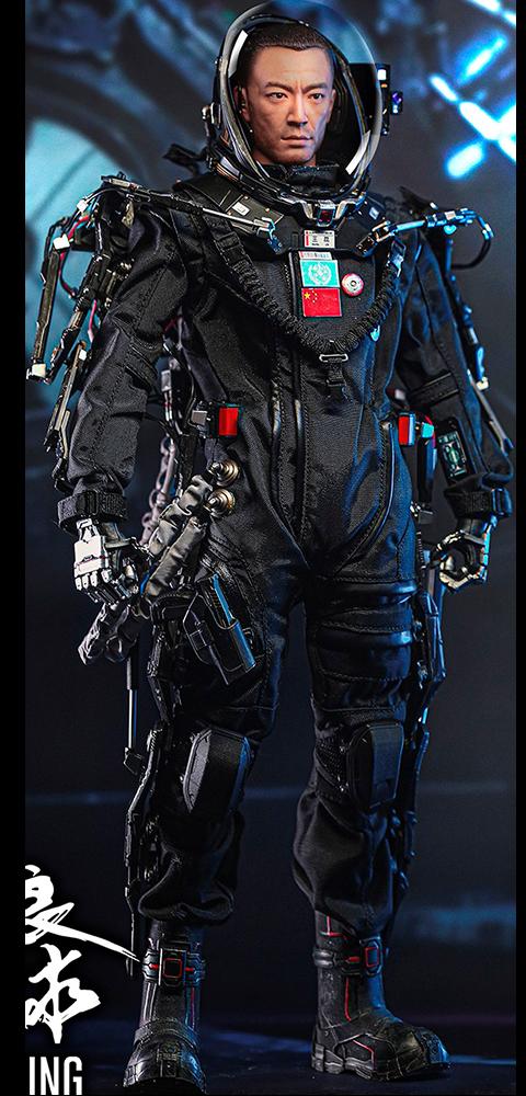 Damtoys Captain Wang Lei Sixth Scale Figure