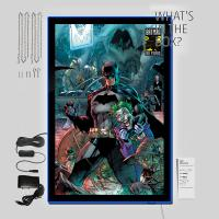 Gallery Image of Batman 80 LED Poster Sign (Large) Wall Light