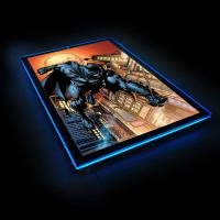 Gallery Image of Batman LED Poster Sign (Large) Wall Light