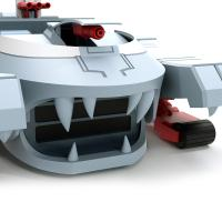 Gallery Image of ThunderTank Scaled Replica