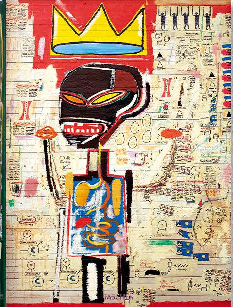 TASCHEN Jean-Michel Basquiat XXL Book