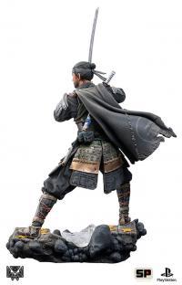 Gallery Image of Jin Sakai Polystone Statue