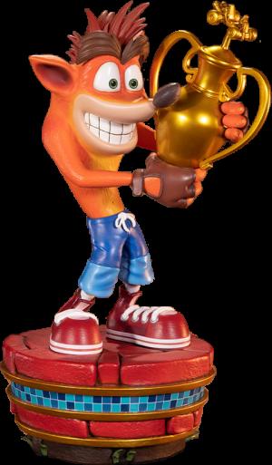 Crash (Winner) (Standard Edition) Statue