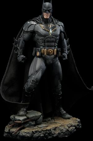 Batman Advanced Suit Statue