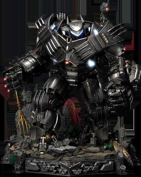 Prime 1 Studio Justice Buster Statue