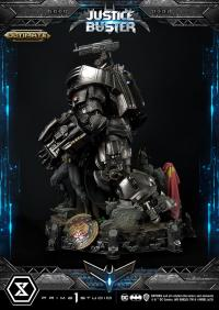 Gallery Image of Justice Buster (Ultimate Version) Statue