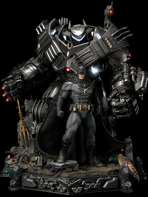 Prime 1 Studio Justice Buster (Ultimate Version) Statue