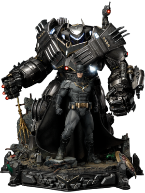 Justice Buster (Ultimate Version) Statue