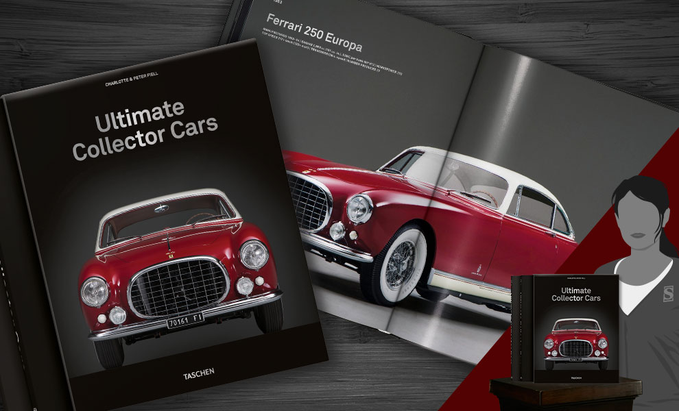Gallery Feature Image of Ultimate Collector Cars Book - Click to open image gallery
