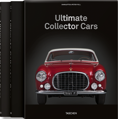 TASCHEN Ultimate Collector Cars Book