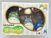 Gallery Image of Totoro Nesting Dolls Collectible Set
