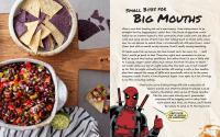 Gallery Image of Marvel Comics: Cooking with Deadpool Book