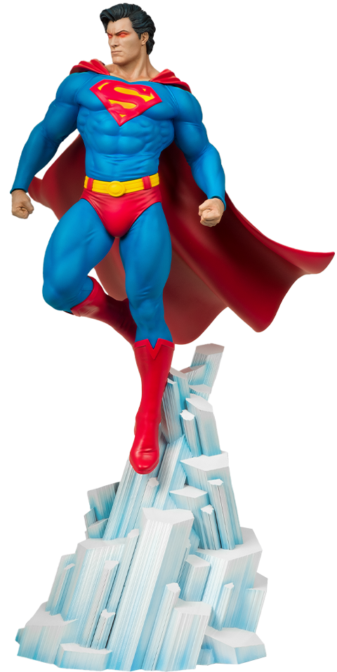 Tweeterhead Superman Maquette