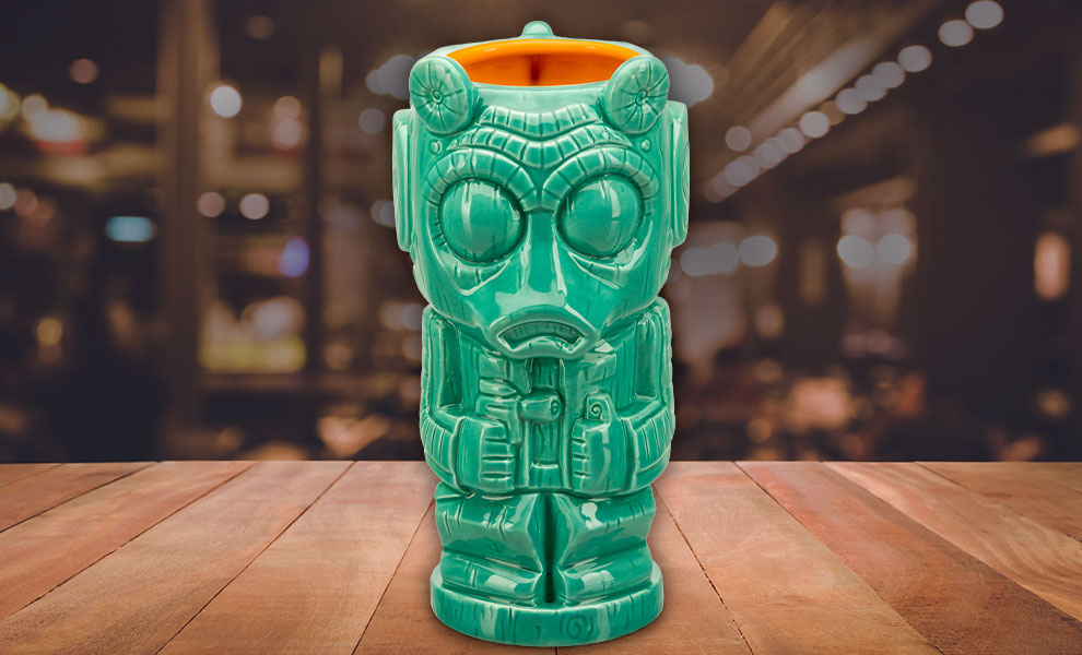 Gallery Feature Image of Greedo Tiki Mug - Click to open image gallery