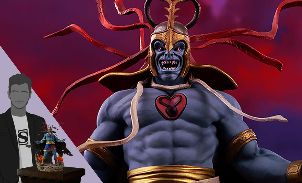 Gallery Feature Image of Mumm-Ra 1:10 Scale Statue - Click to open image gallery