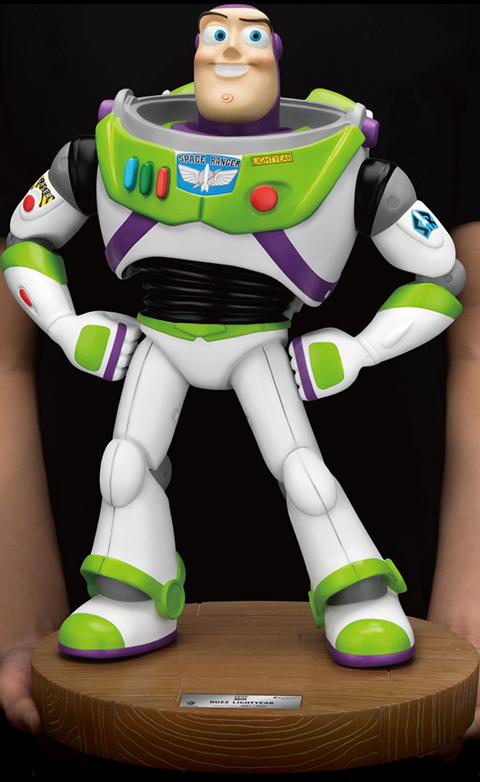 Beast Kingdom Buzz Lightyear Polystone Statue
