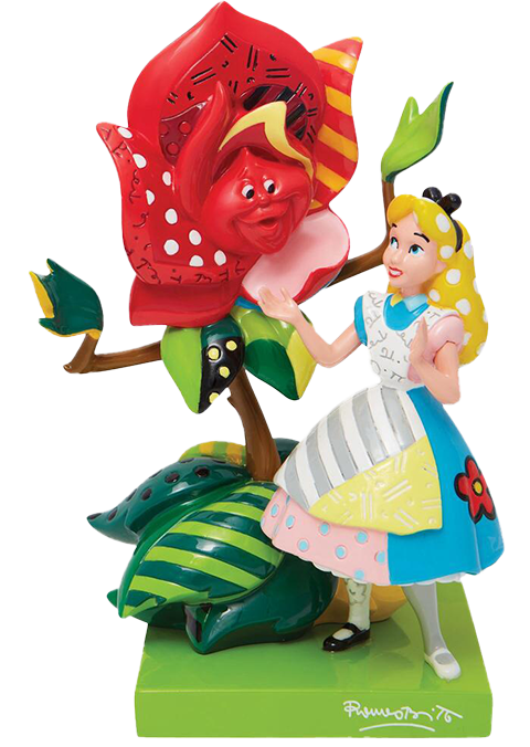 Enesco, LLC Alice in Wonderland Figurine