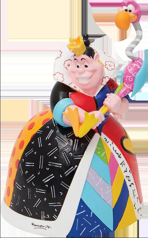 Enesco, LLC Queen of Hearts Figurine