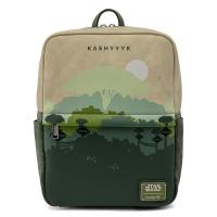 Gallery Image of Kashyyyk Square Mini Backpack Apparel