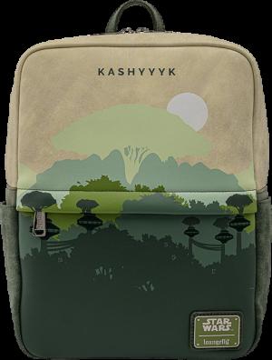 Kashyyyk Square Mini Backpack Apparel