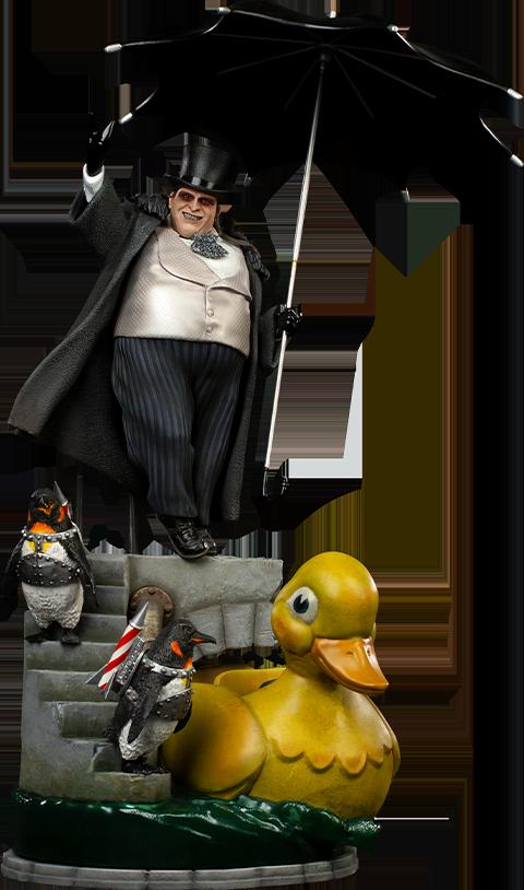 Iron Studios Penguin Deluxe 1:10 Scale Statue