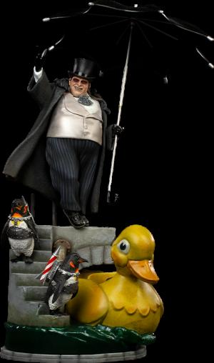 Penguin Deluxe 1:10 Scale Statue