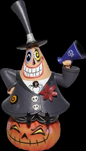 Mayor Figurine