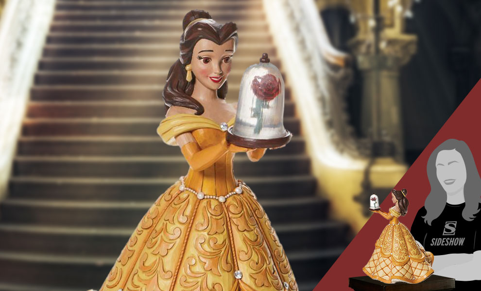 Gallery Feature Image of Belle Deluxe Figurine - Click to open image gallery