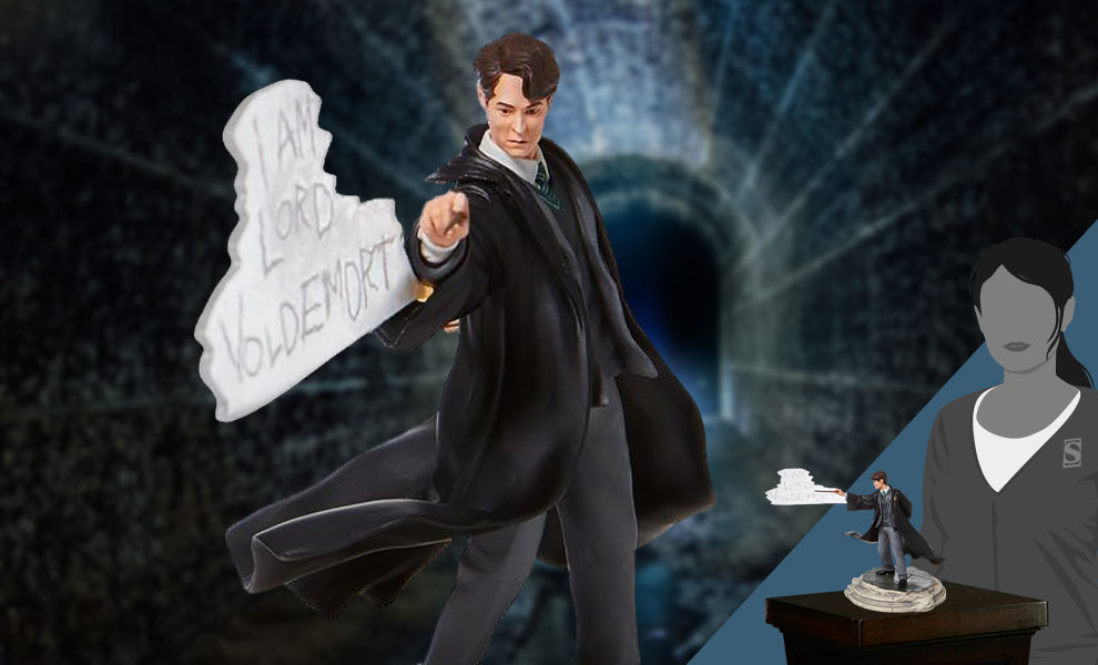 Gallery Feature Image of Tom Riddle Figurine - Click to open image gallery