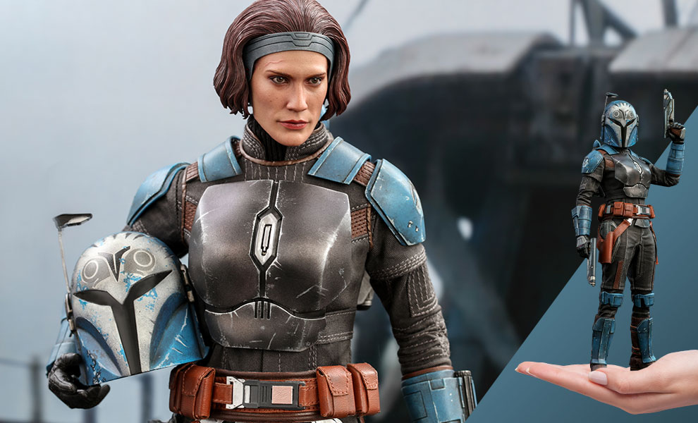 Gallery Feature Image of Bo-Katan Kryze™ Sixth Scale Figure - Click to open image gallery