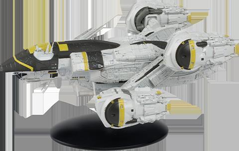 Eaglemoss U.S.C.S.S. Prometheus Model
