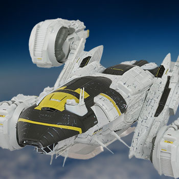U.S.C.S.S. Prometheus Model