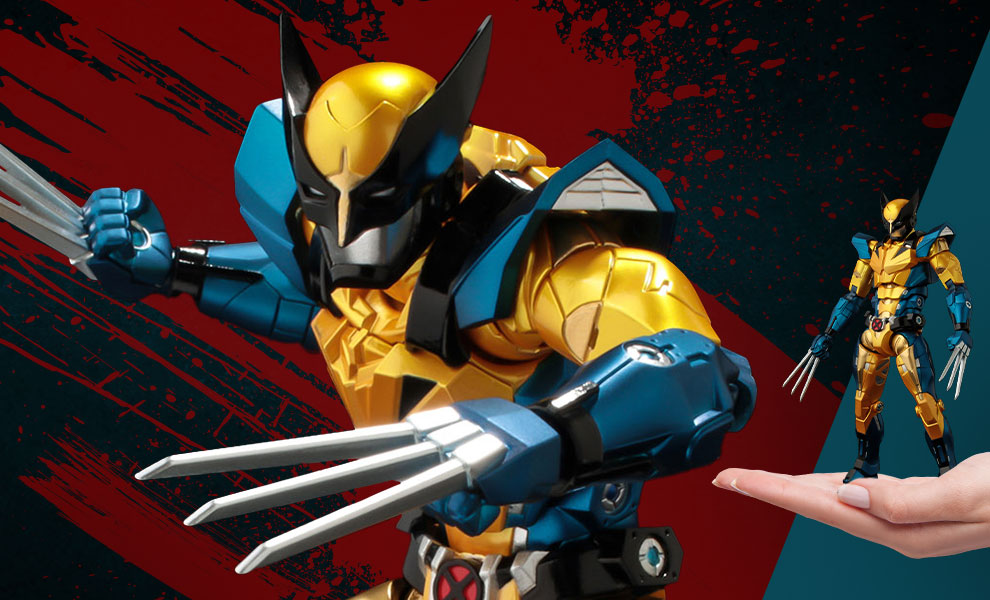 Gallery Feature Image of Wolverine Action Figure - Click to open image gallery