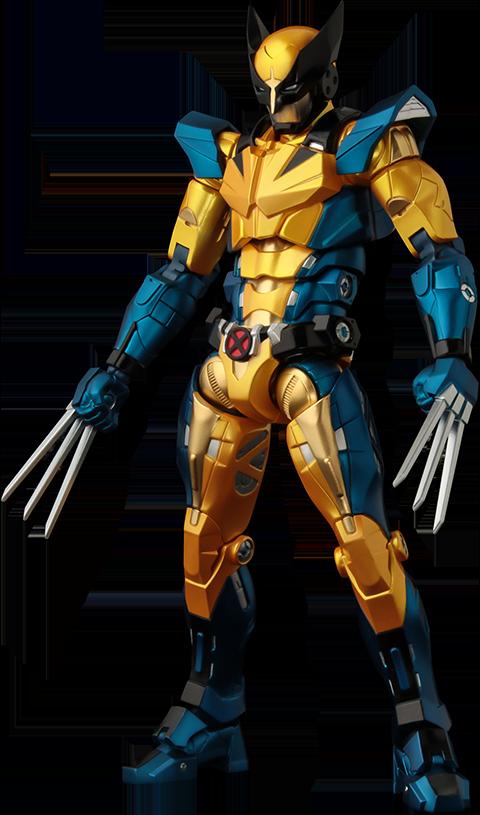 Sentinel Wolverine Action Figure