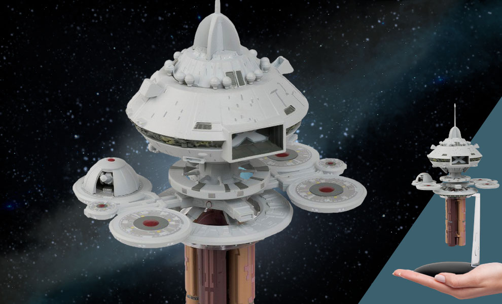 Gallery Feature Image of Regula I Space Laboratory Model - Click to open image gallery