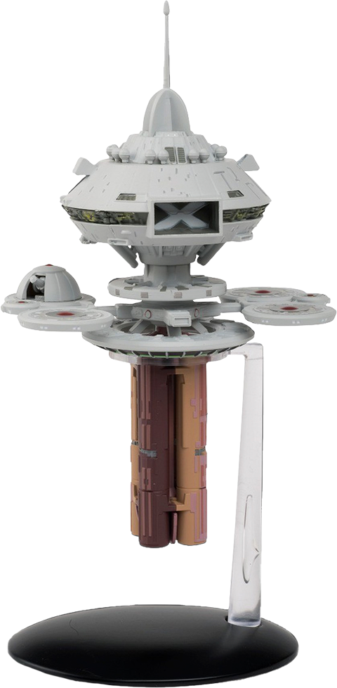 Eaglemoss Regula I Space Laboratory Model