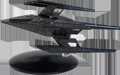 Eaglemoss Section 31 Hou Yi-Class Model