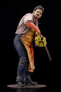 Gallery Image of Leatherface Statue
