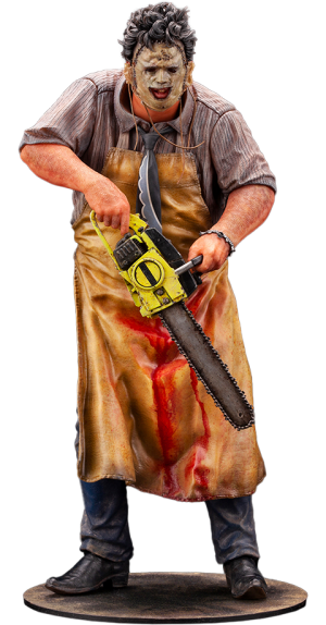 Leatherface Statue