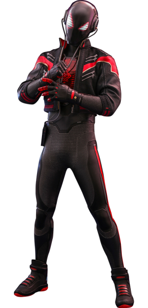 Miles Morales (2020 Suit) Sixth Scale Figure