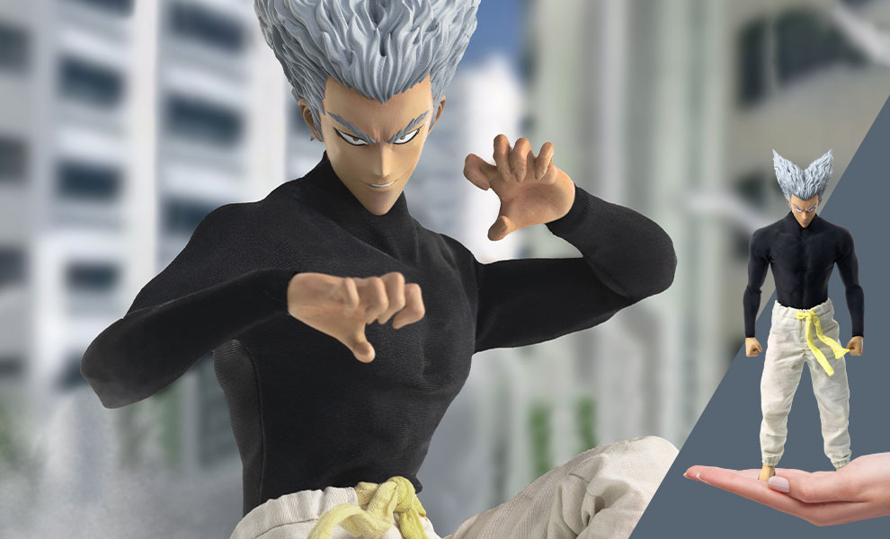 Gallery Feature Image of Garou Sixth Scale Figure - Click to open image gallery