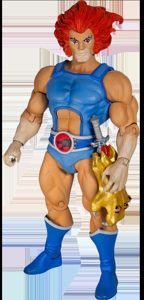 Super 7 Lion-O Action Figure