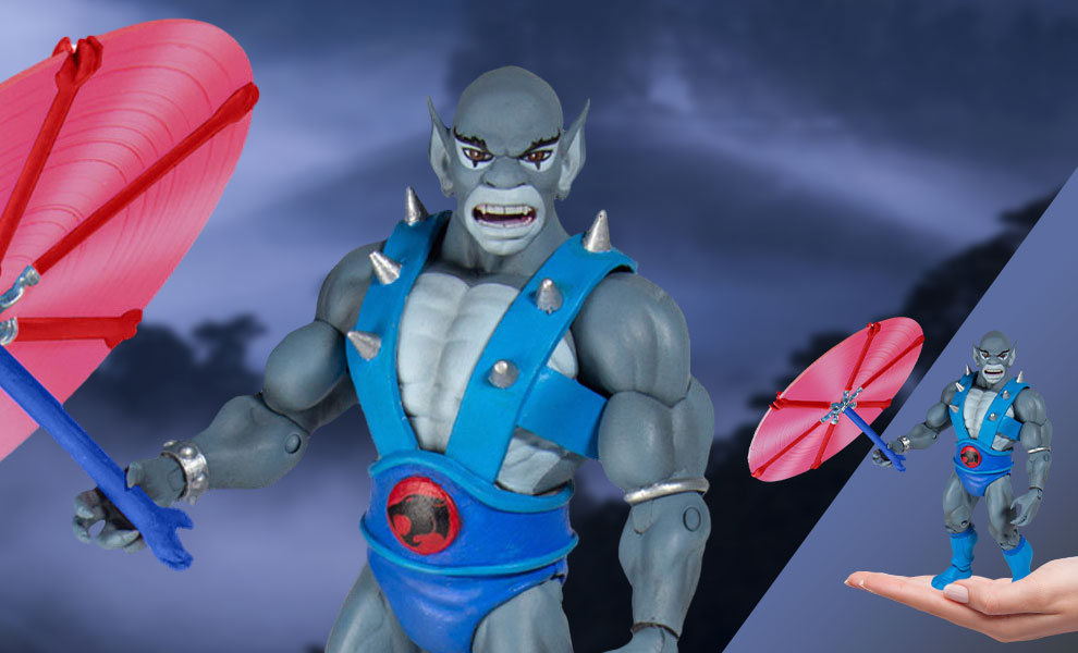 Gallery Feature Image of Panthro Action Figure - Click to open image gallery